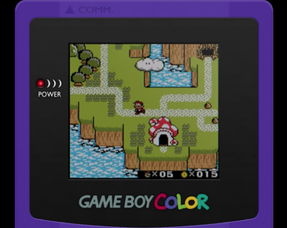 Super Mario Land 2 en color: Hacker le agrega color al mejor juego de Super Mario para Game Boy