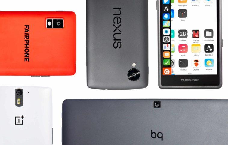 Ubuntu Phone incorporará soporte para ejecutar apps de Android