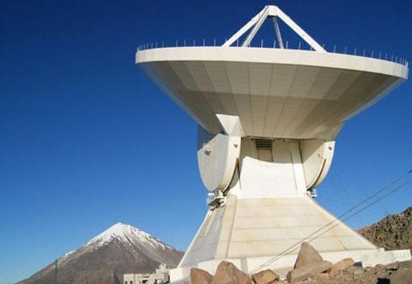 Concluye construcción de Gran Telescopio Milimétrico en Puebla