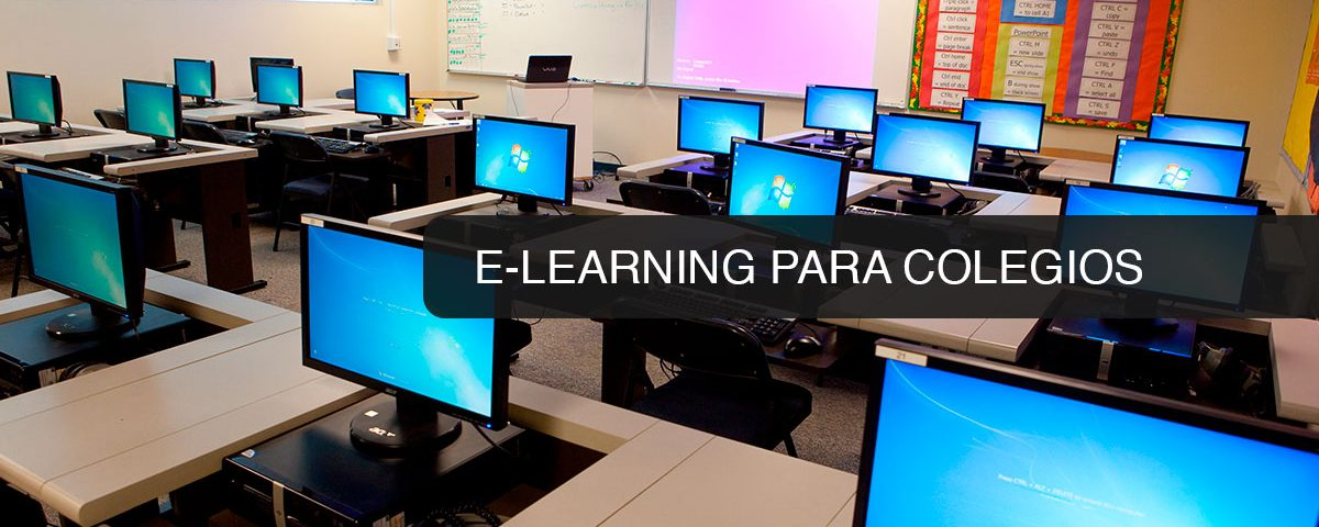 E-Learning para Colegios