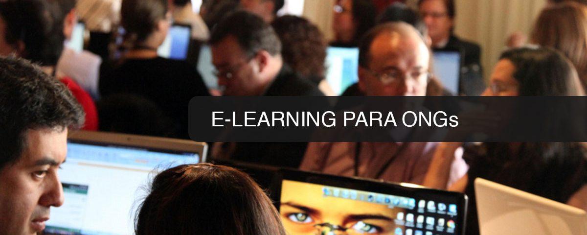 E-Learning para ONGs