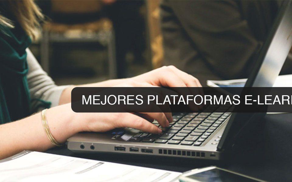 Mejores plataformas E-Learning