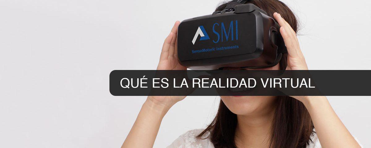 Qué es la realidad virtual