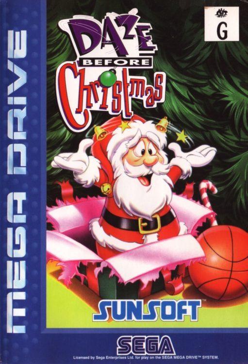 Los juegos retro más extraños de Navidad