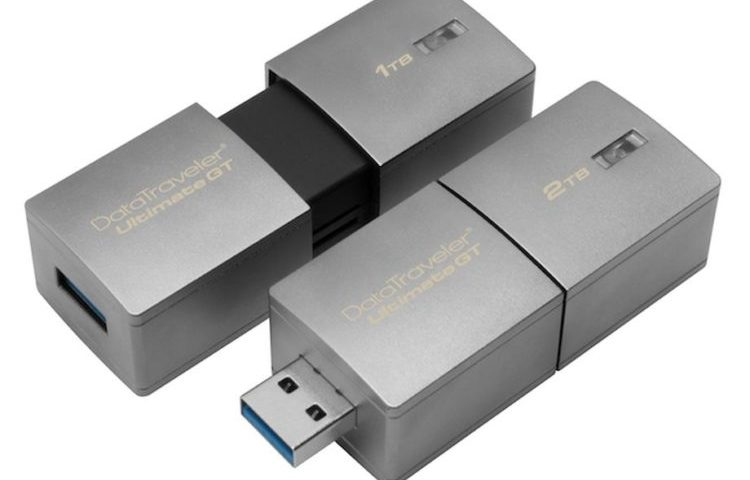 2 TB de almacenamiento: La memoria USB más grande del mundo