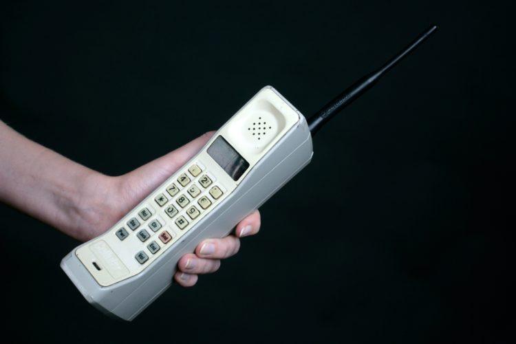 Construye tu propia red móvil (1G)