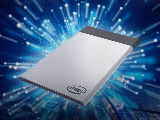 Intel Compute Card: Nueva tarjeta de actualización para dispositivos inteligentes