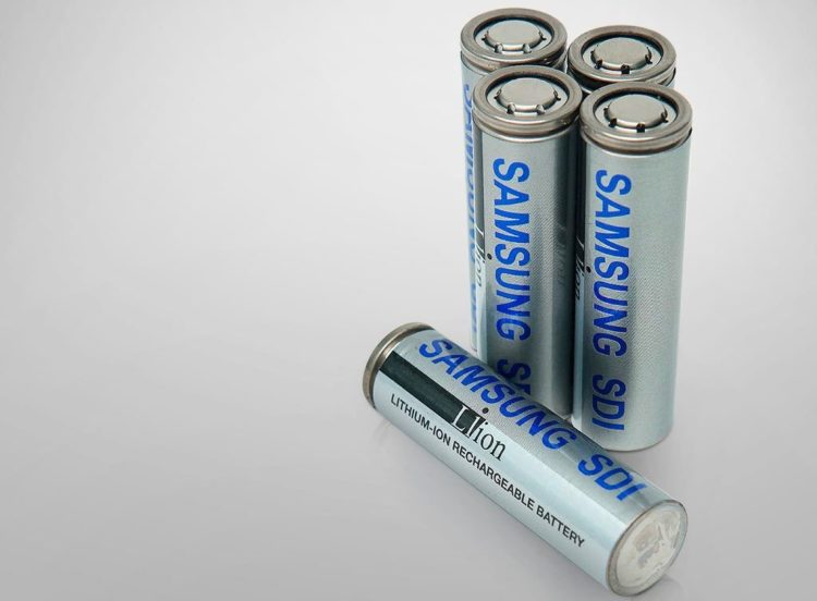 Samsung anuncia una batería con 500 kilómetros de autonomía que se recarga en 20 minutos