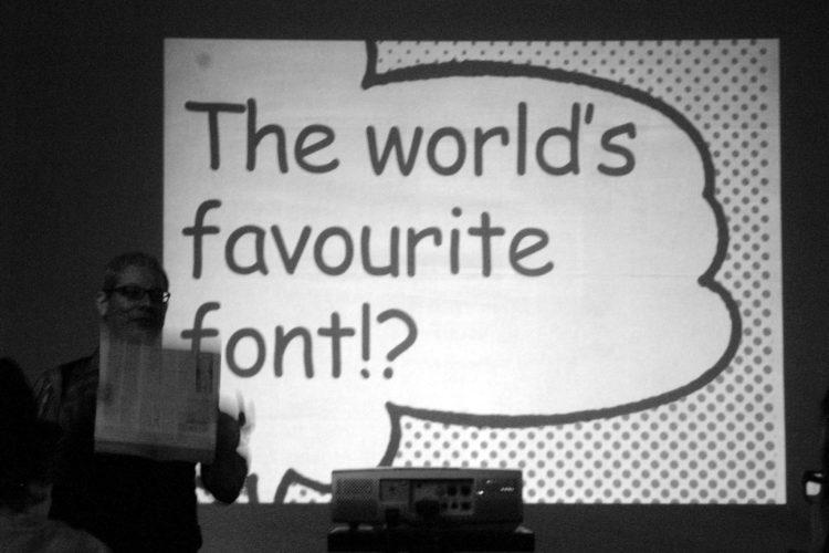 Vincent Connare: El «culpable» de Comic Sans
