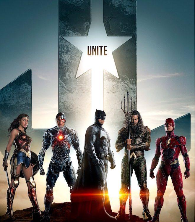 Justice League: El primer trailer de La Liga de la Justicia