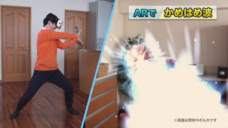 Dragon Ball Z VR: Pelea junto a Goku en realidad virtual