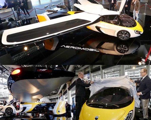 El auto volador del futuro ya tiene precio y se puede reservar