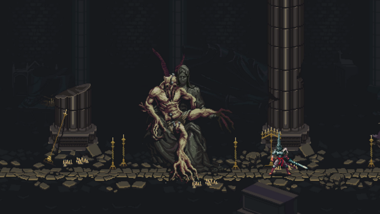 Blasphemous: Un oscuro y brutal juego de plataformas 2D