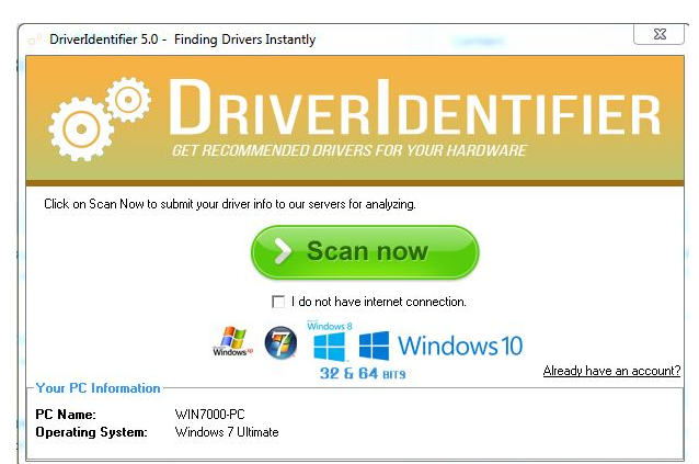 Programas para identificar dispositivos desconocidos