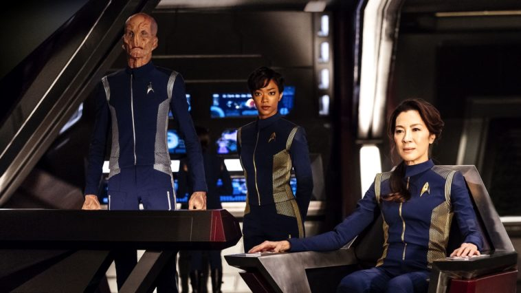 Star Trek: Discovery presenta su primer trailer