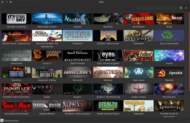 Lutris: Plataforma open source para gestionar juegos en Linux