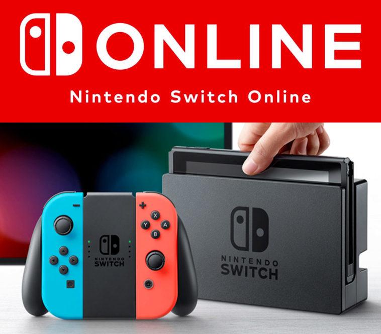Nintendo Switch Online: El servicio en línea será de $20 dólares al año