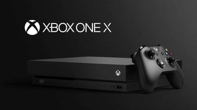 Xbox One X: Todo sobre la consola más poderosa del mercado
