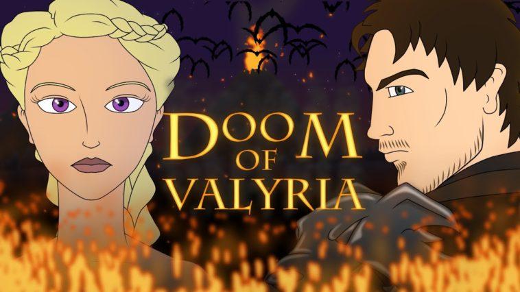 Doom of Valyria: La precuela animada de Game of Thrones