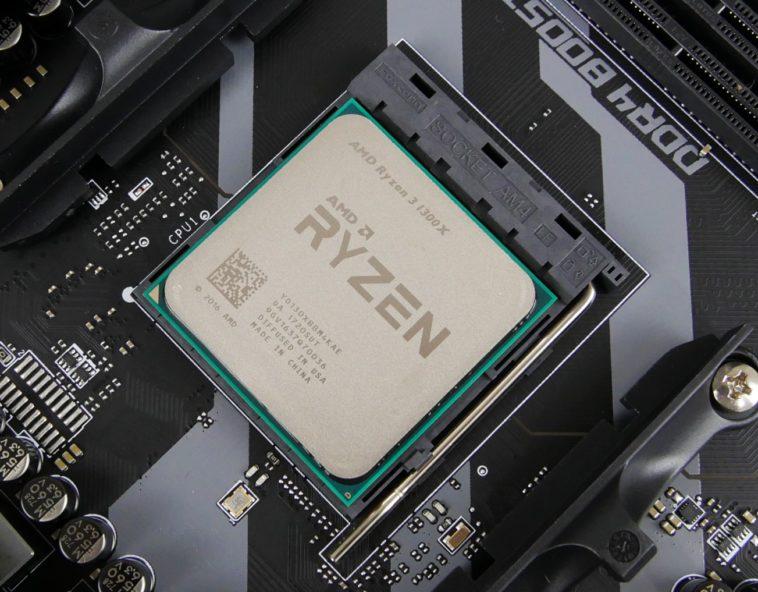 Los nuevos procesadores Ryzen 3 ya están sueltos