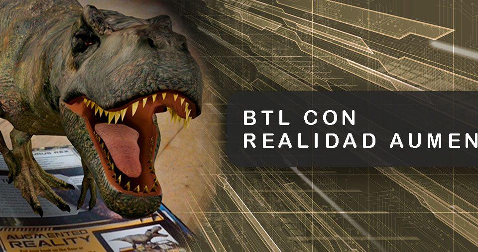 Publicidad BTL con Realidad Aumentada