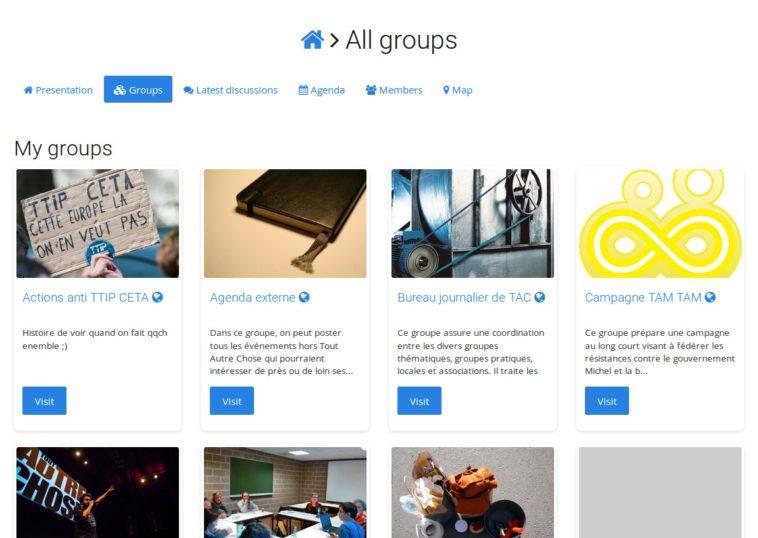 Agorakit: Plataforma colaborativa open source para iniciativas civiles