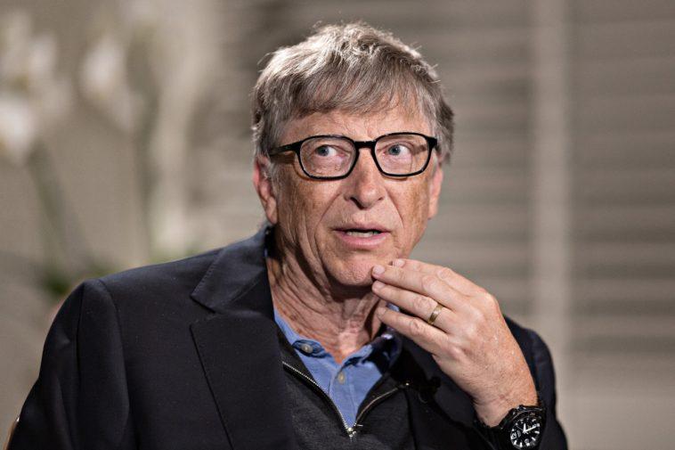 Bill Gates dona acciones de Microsoft equivalentes a 4.600 millones de dólares