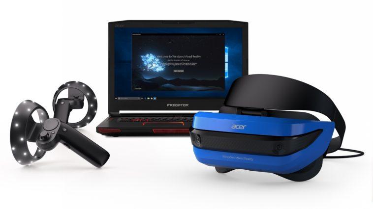 La nueva plataforma virtual de Microsoft será compatible con juegos de SteamVR
