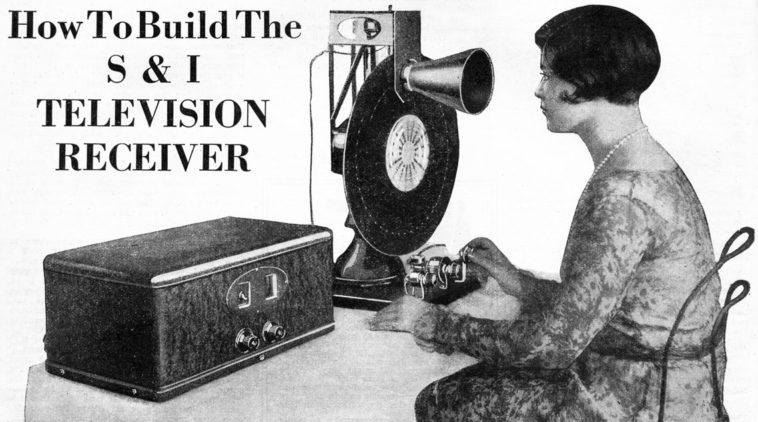 Televisión mecánica: Generando imágenes antes de la electrónica moderna