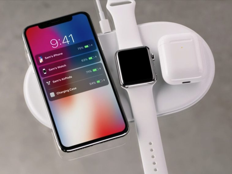 AirPower: La nueva base para carga inalámbrica de Apple