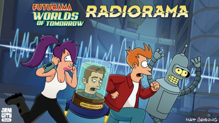 Radiorama: Futurama regresa en forma de radio drama, con sus actores originales (¡escúchalo aquí!)