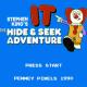 """""""Stephen King's IT – The Hide & Seek Adventure"""": El videojuego ficticio basado en la película del payaso asesino"""