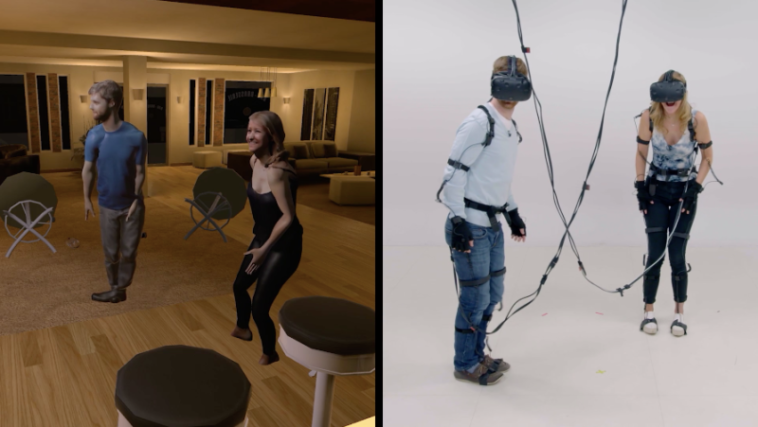 Virtually Dating: Serie web sobre citas en realidad virtual