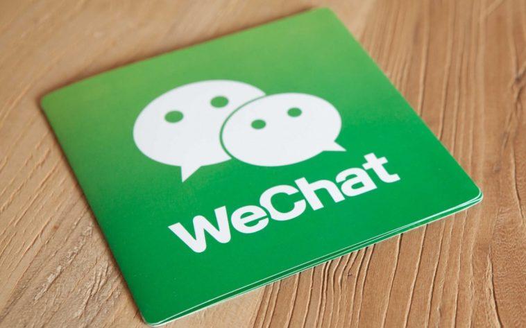 WeChat comparte datos de usuarios con el gobierno chino