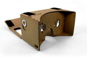 Google-Cardboard los lentes de Google