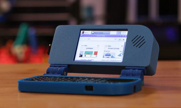 Construye un mini ordenador portátil basado en el Raspberry Pi