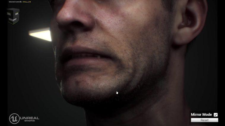 Observa esta impresionante demo de animación facial