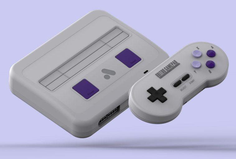 Super Nt: Una SNES Mini que funciona con cartuchos originales en 1080p
