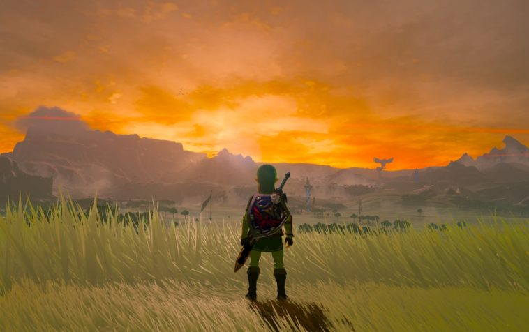 The Legend of Zelda: Breath Of The Wild ya luce más lindo en PC que en consolas