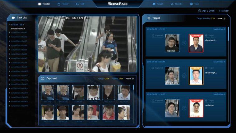 Vigilancia callejera en China: Reconocimiento automático de rostros y objetos (vídeo)