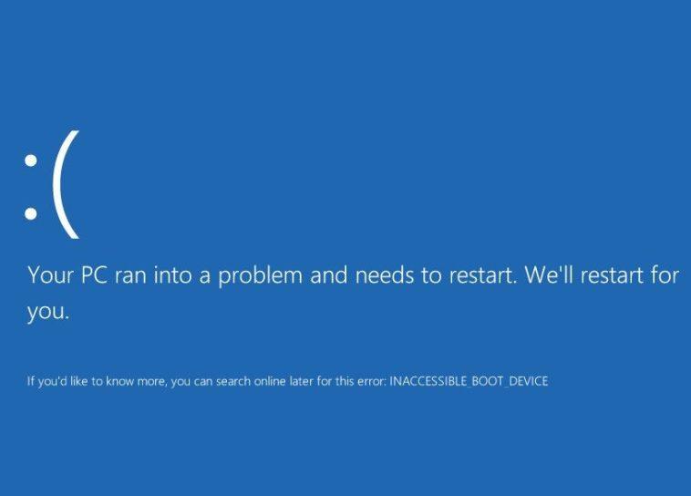 Windows 10 recibió otra actualización defectuosa y causa estragos