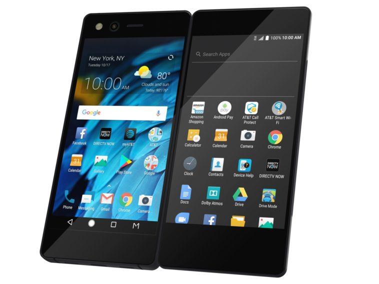 ZTE Axon M: Un teléfono con pantalla doble