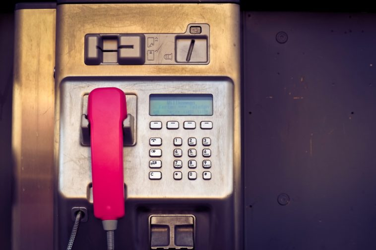 Los teléfonos públicos: Reliquias modernas (galería)
