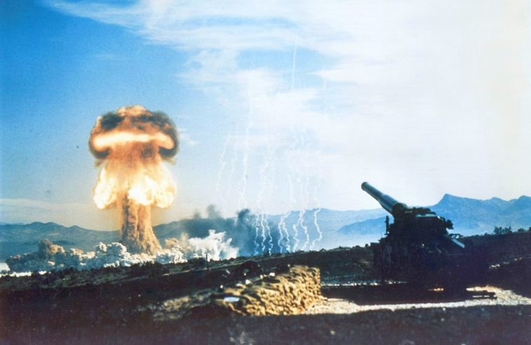 M65 Atomic Annie: El supercañón que disparaba bombas nucleares