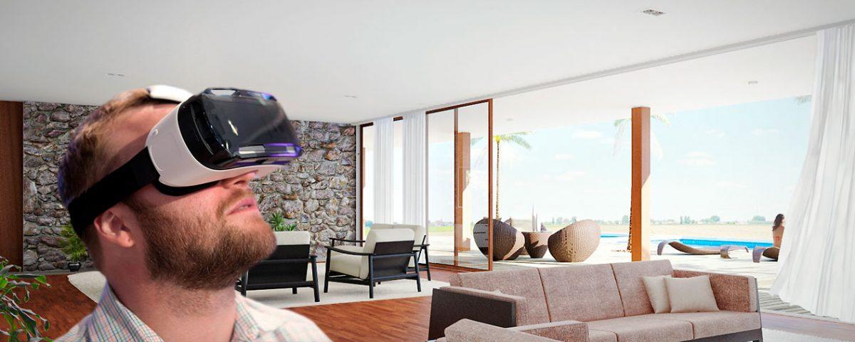 Beneficios de la Realidad Virtual en Inmobiliarias