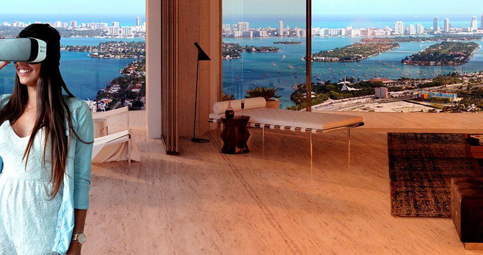 Cómo la realidad virtual está cambiando al mercado inmobiliario