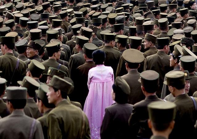 Las fotos prohibidas de Corea del Norte: Fotografías ilegales contrabandeadas por Eric Lafforgue