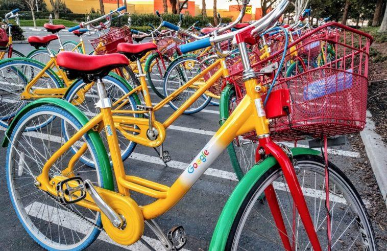 Todo el mundo roba las bicicletas de Google
