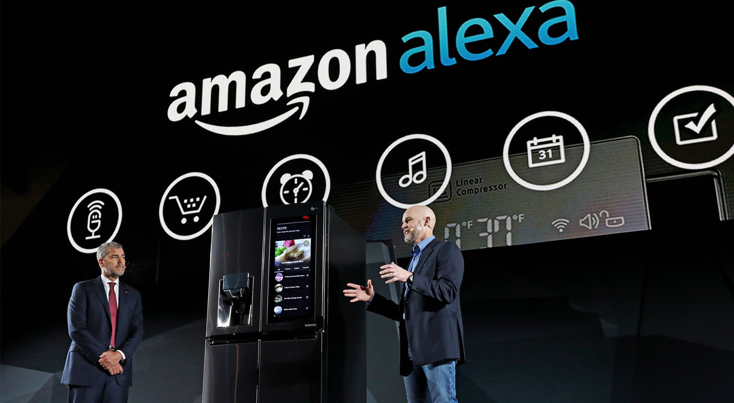 Amazon y la inteligencia artificial
