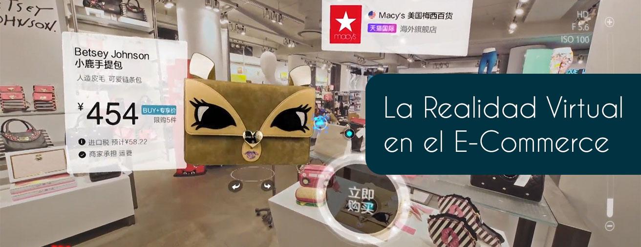 La Realidad Virtual en el E-Commerce
